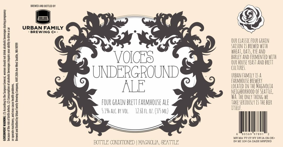 Urban Family Voices Underground