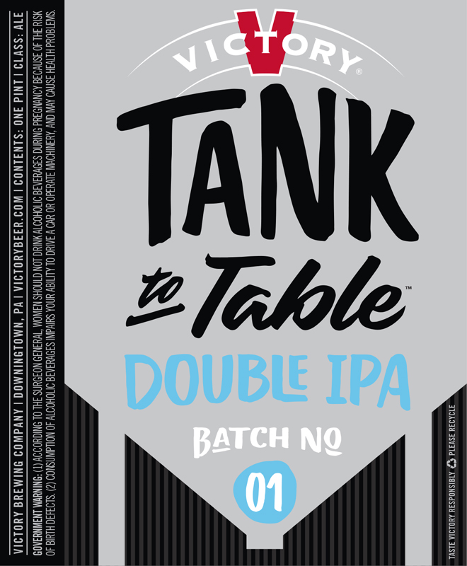 Victory Farm to Table Double IPA