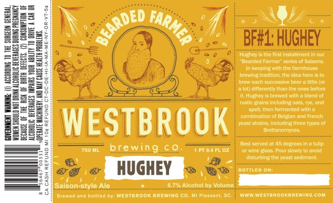 Westbrook Bearded Farmer Hughey