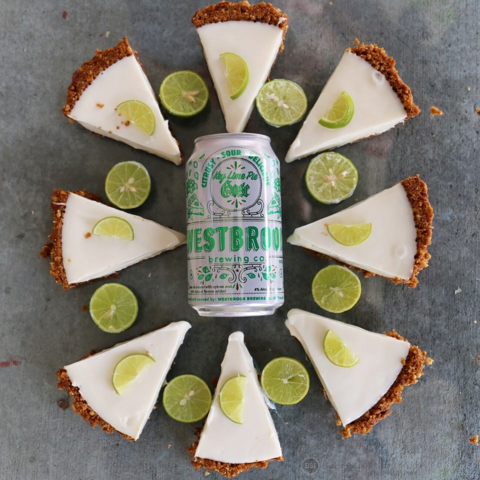 Westbrook Key Lime Pie Gose can