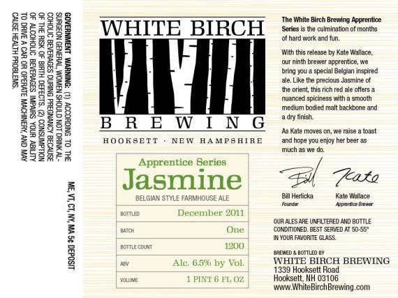 White Birch Jasmine