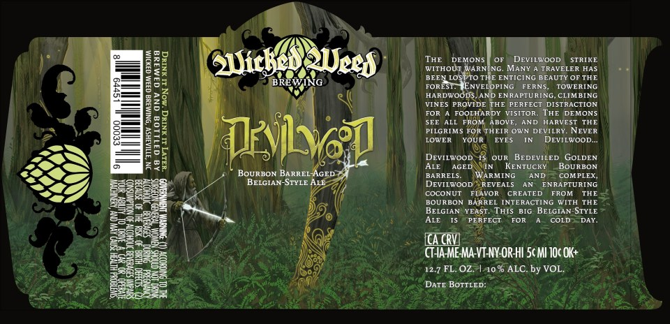 Wicked Weed Devilwood