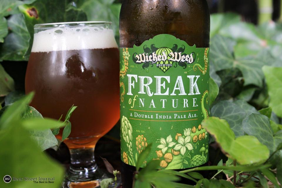 Wicked Weed Freak of Nature
