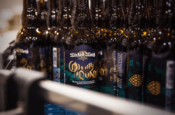 Wicked Weed Oh My Quad