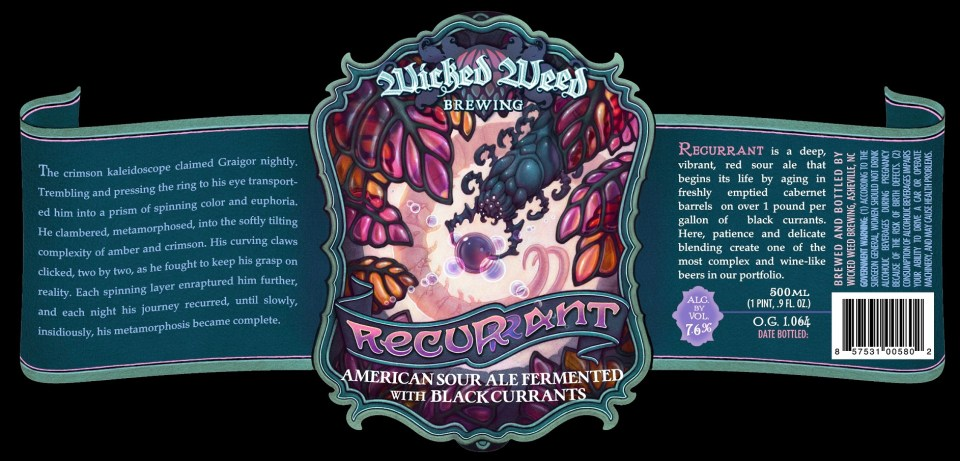 Wicked Weed Recurrant