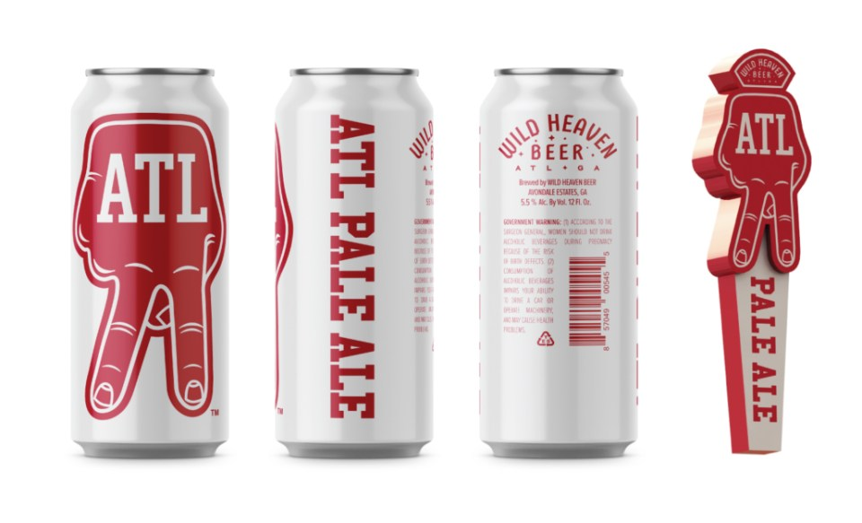 The Atlanta Falcons will have this $5 craft beer all season