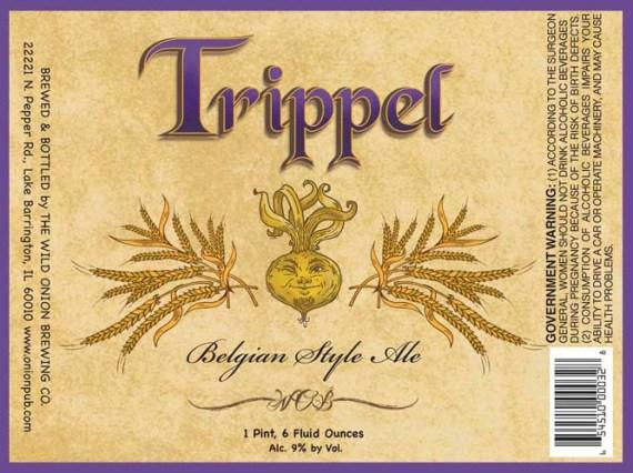 Wild Onion Trippel