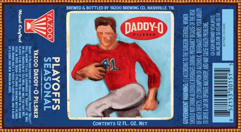 Yazoo-Daddy-O-Pilsner