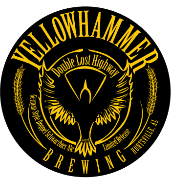 Yellow Hammer Brewing Double Lost Highway