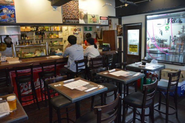Bay Brewing Yokohama Inside