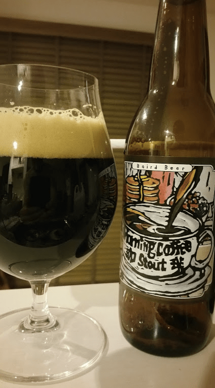 Baird Morning Coffee Stout New