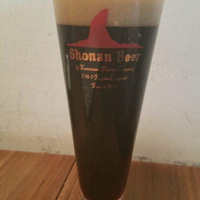 Shonan Beer Chocolate Porter @ Mokichi Craft Beer