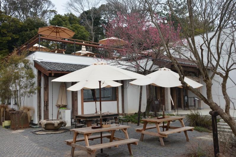 Mokichi Trattoria Outside Main