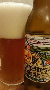 Baird Carpenter's Mikan Ale