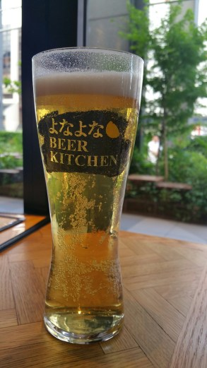 Yona Yona Beer Kitchen Beer 1