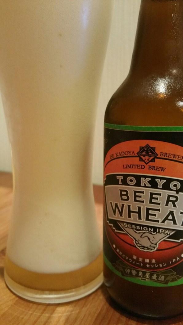 Ise Kadoya Tokyo Beer Wheat