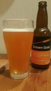 Daisen G Beer Gold