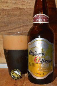 Daisen G Beer Stout