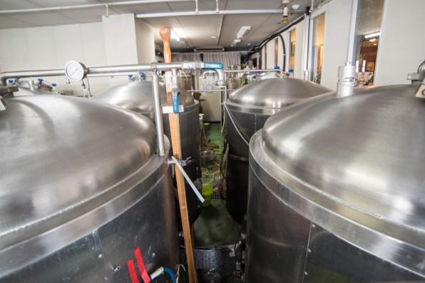 Atsugi Beer Tanks 2