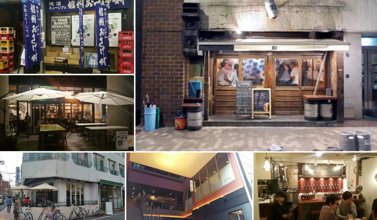 Cheap Craft Beer Bar Tokyo