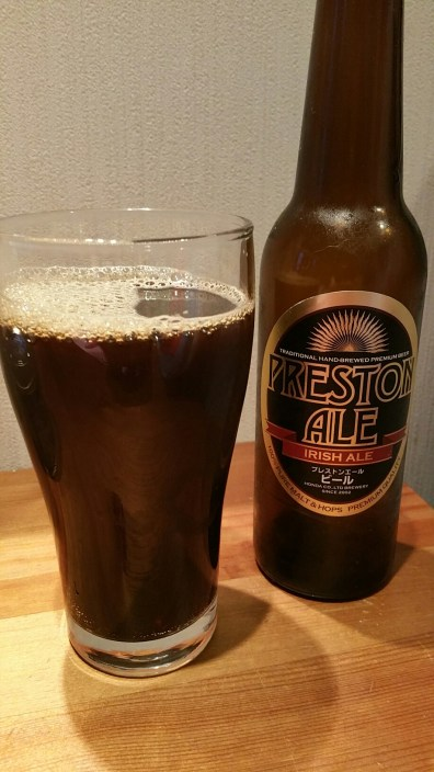 Preston Irish Ale
