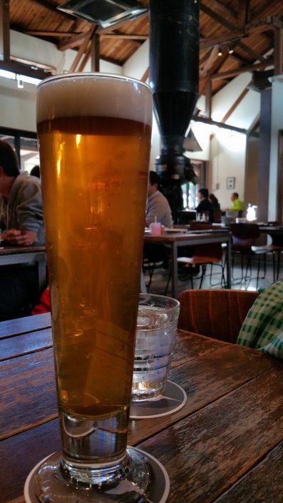 Mokichi Foods Garden Beer 1
