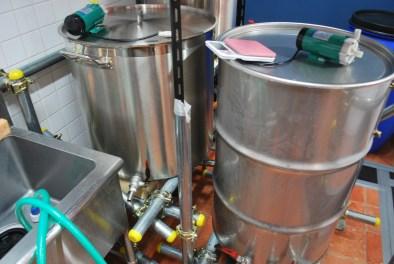 Kazekami Brewery Equipment / 風神麦酒醸造所 2