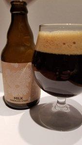 Baeren Milk Chocolate Stout ベアレンミルクチョコレートスタウト