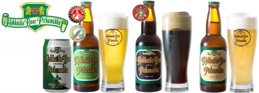 Hokkaido Beer Pirikawakka Logo