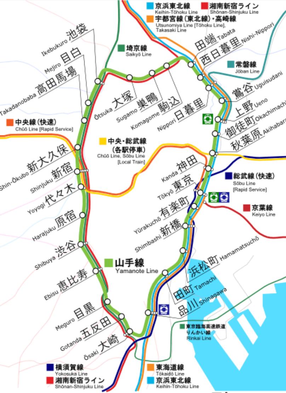 Yamanote Line Beer