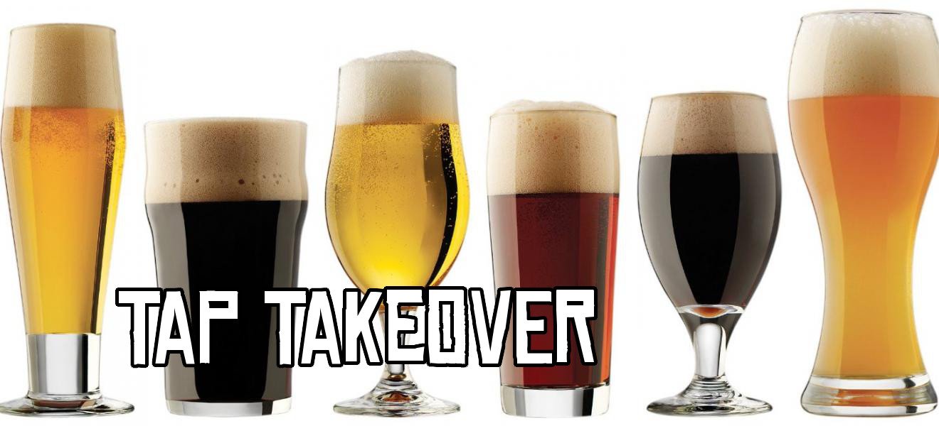 Tap Takeover Title