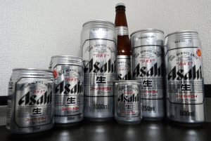 The ONLY time you will see Asahi on BeerTengoku.