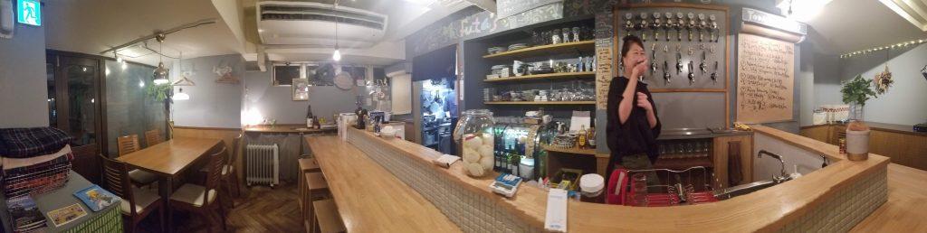 Craft Beer Dive Futa's Inside・クラフトビア ダイブ フウタズ店内