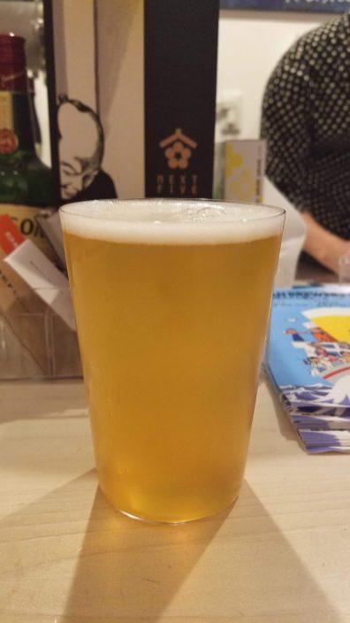 Ramen & Bar Abri Kanazawa Beer 2・ラーメン&バーABRI金沢ビール2
