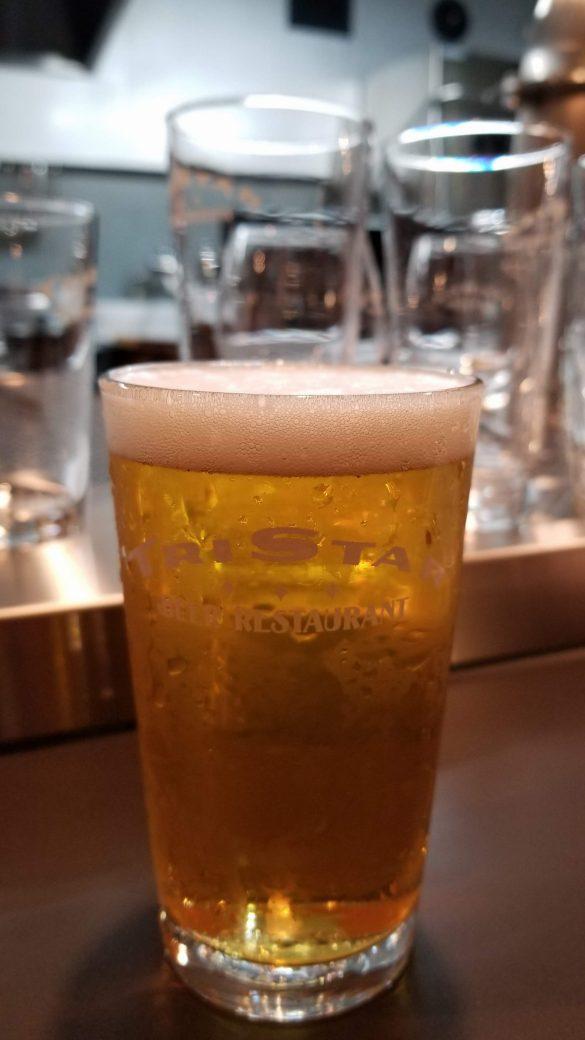 Tri Star Beer Restaurant Beer 2・トライスタービアレストランビール2