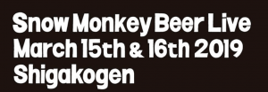 Snow Monkey Live 2019 1