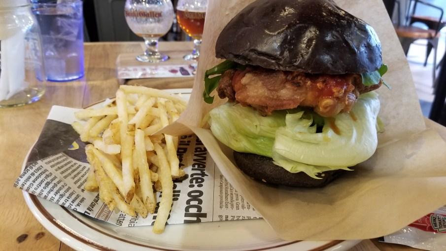 Bakery & Beer Butchers Food 2・ベーカリーアンドビアブッチャーズ食べ物2