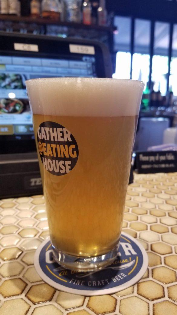 Gather @ Eating House Beer 3・ギャザー イーティングハウスビール3