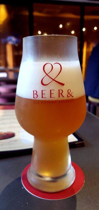 Beer& 246 Aoyama Brewery Beer 3・ビアランド ニーヨンロク アオヤマ ブリュワリビール3