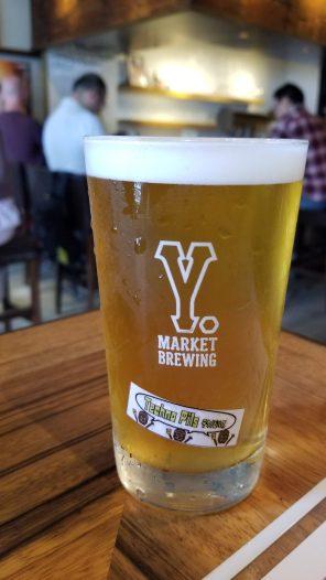 Y Market Brewing Kitchen Beer 3・ワイマーケットブルーイングキッチンビール3