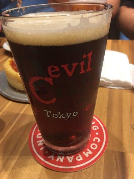 Devilcraft Jiyugaoka Beer 2・デビルクラフト自由が丘ビール2