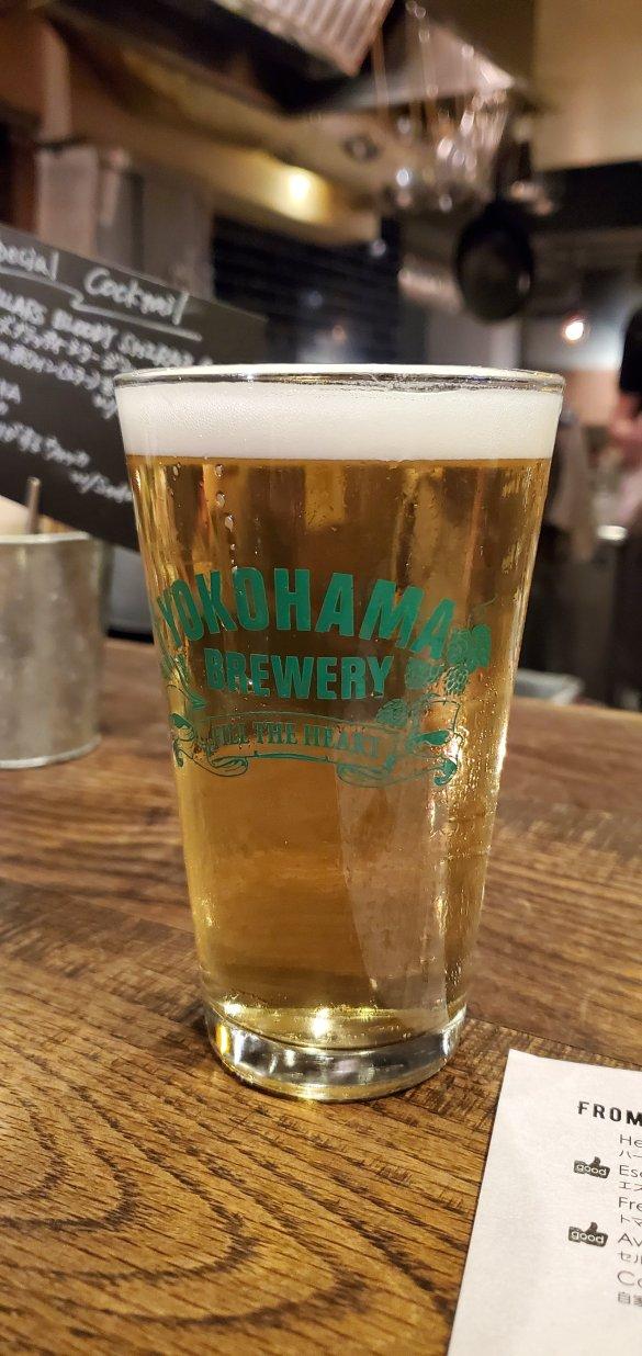 Hanasaki Butcher's Store Beer 2・ハナサキ ブッチャーズ ストアビール2