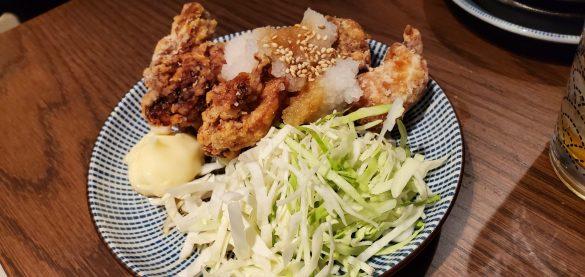 Tachinomi Beer Boy Shibuya Food 1・立飲みビールボイ渋谷フード1