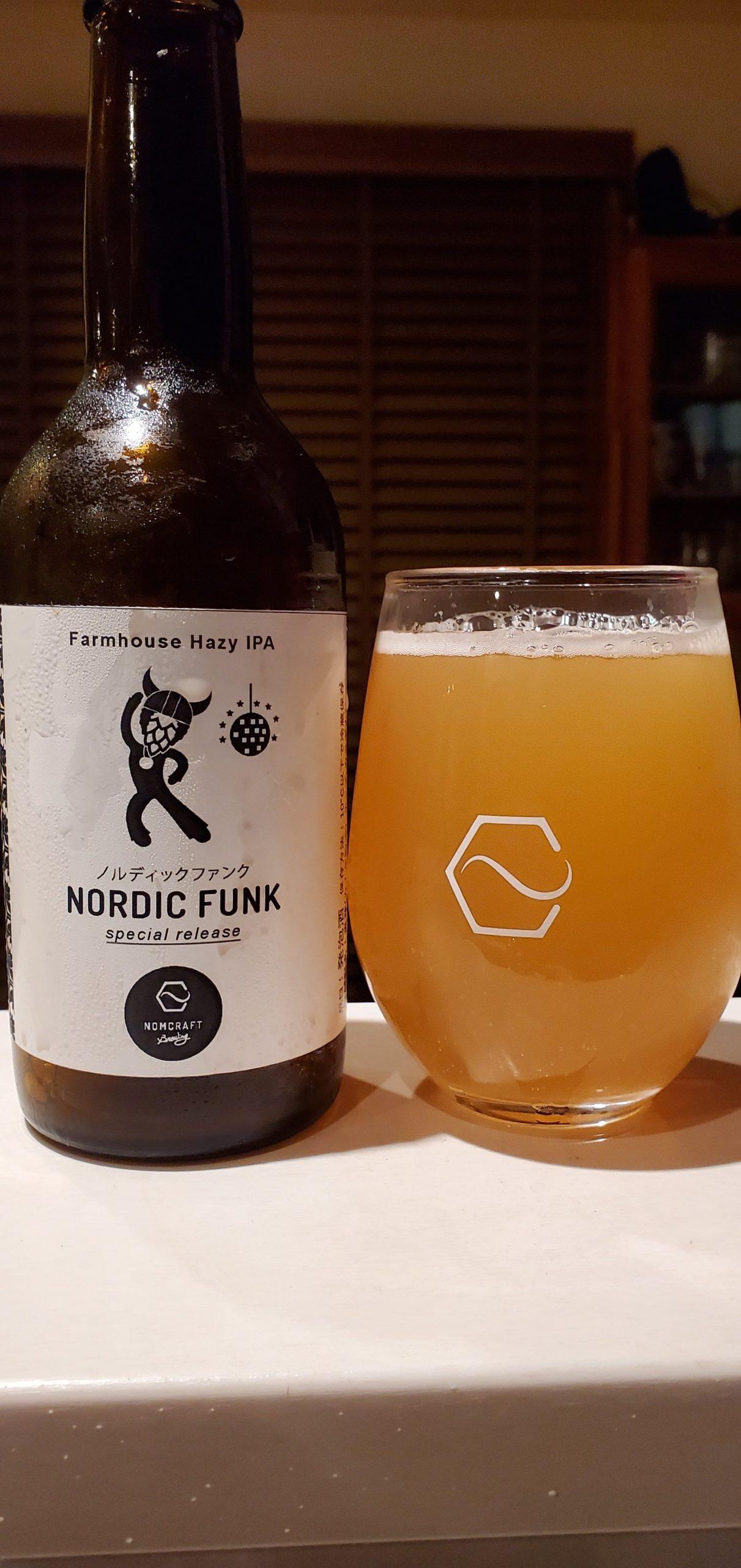 Nomcraft Nordic Funk