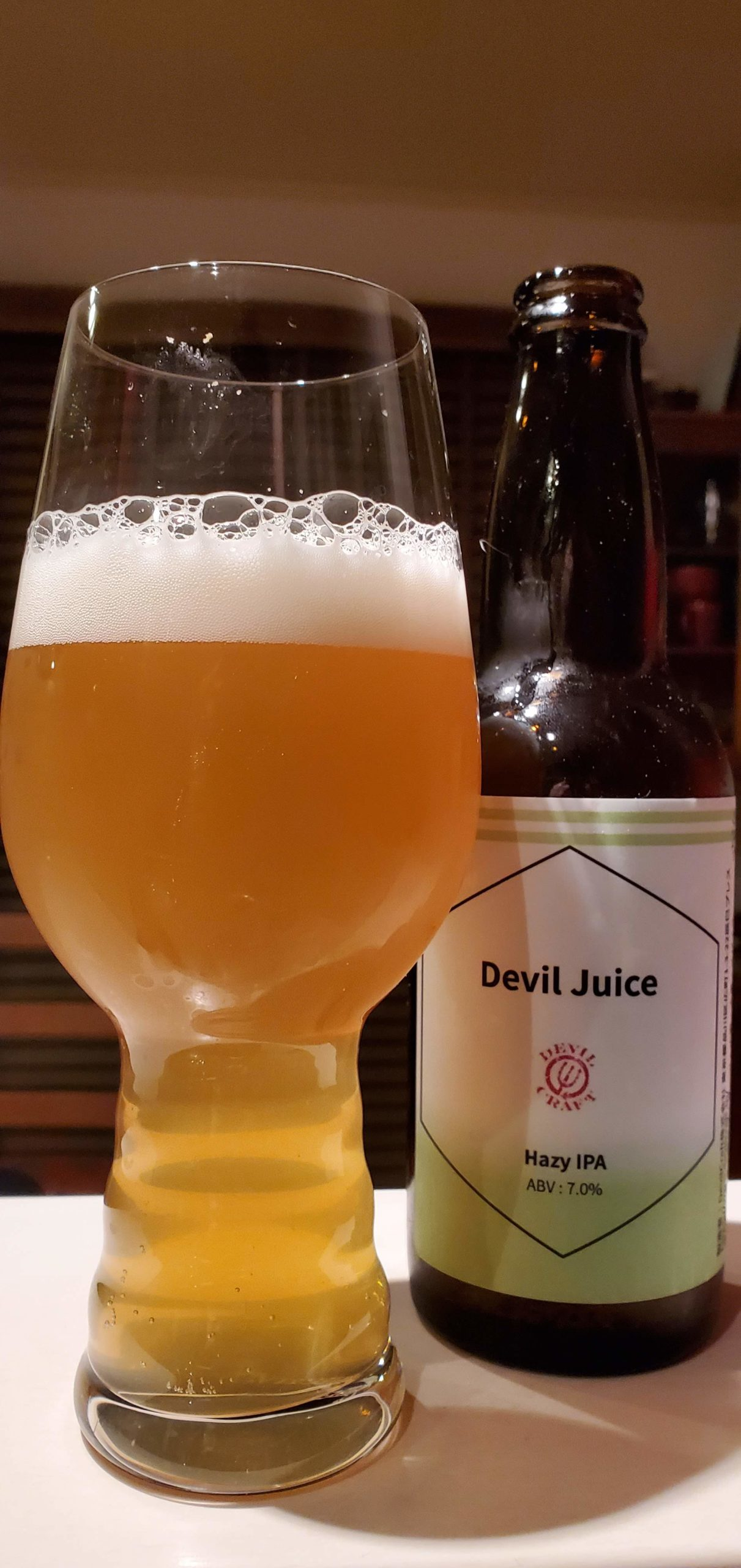 Devilcraft Devil Juice