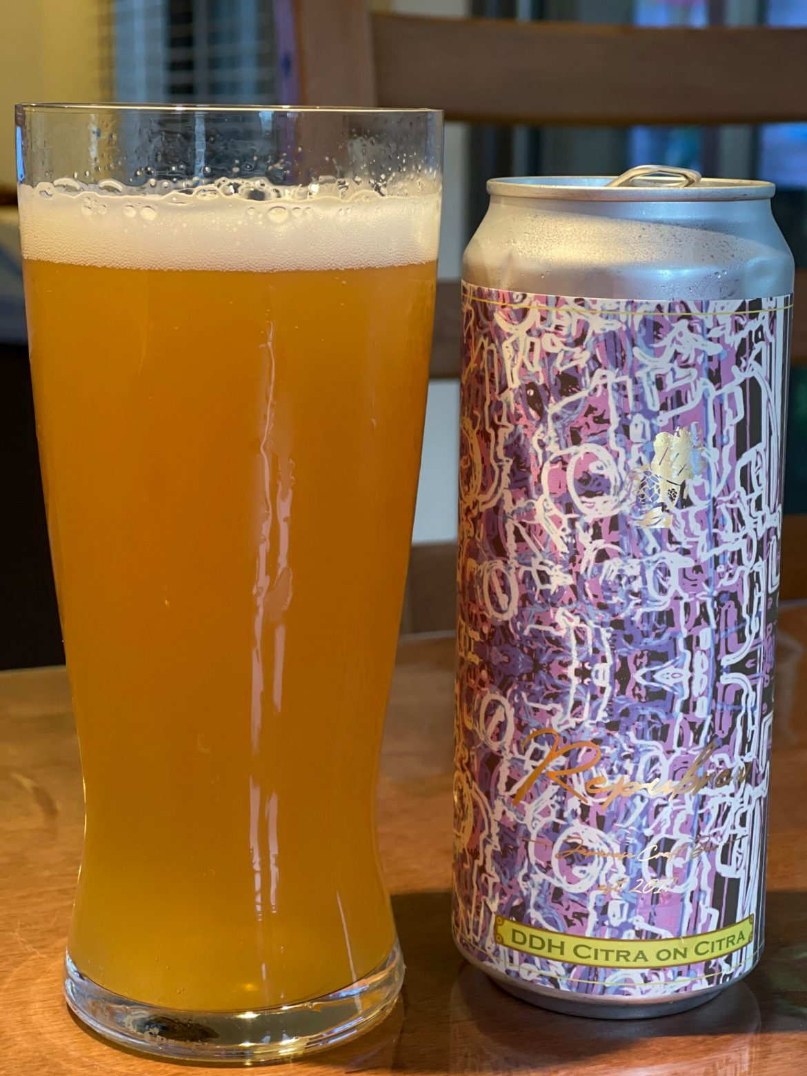 Repubrew DDH Citra on Citra