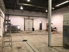 Oxus Brewery Floor