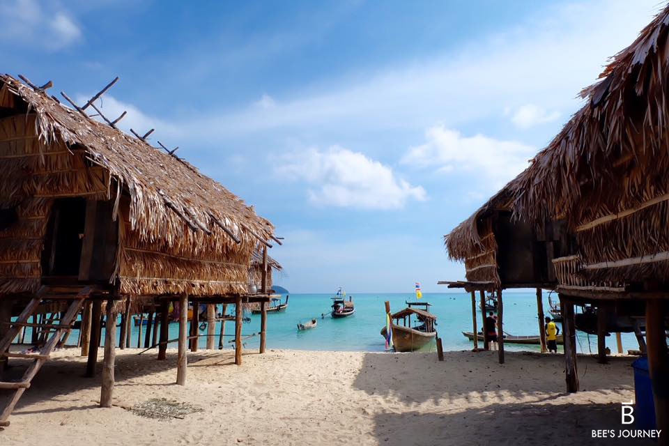 Moken Sea Gypsy Surin Island Thailand Travel Adventure