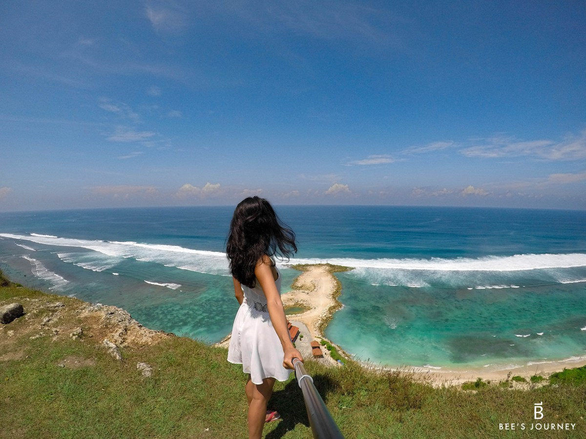 High Cliff of Melasti Bali - Bee's Journey - Inspirational Travel, Lifestyle and Unique Hotels Blog. www.beesjourney.com