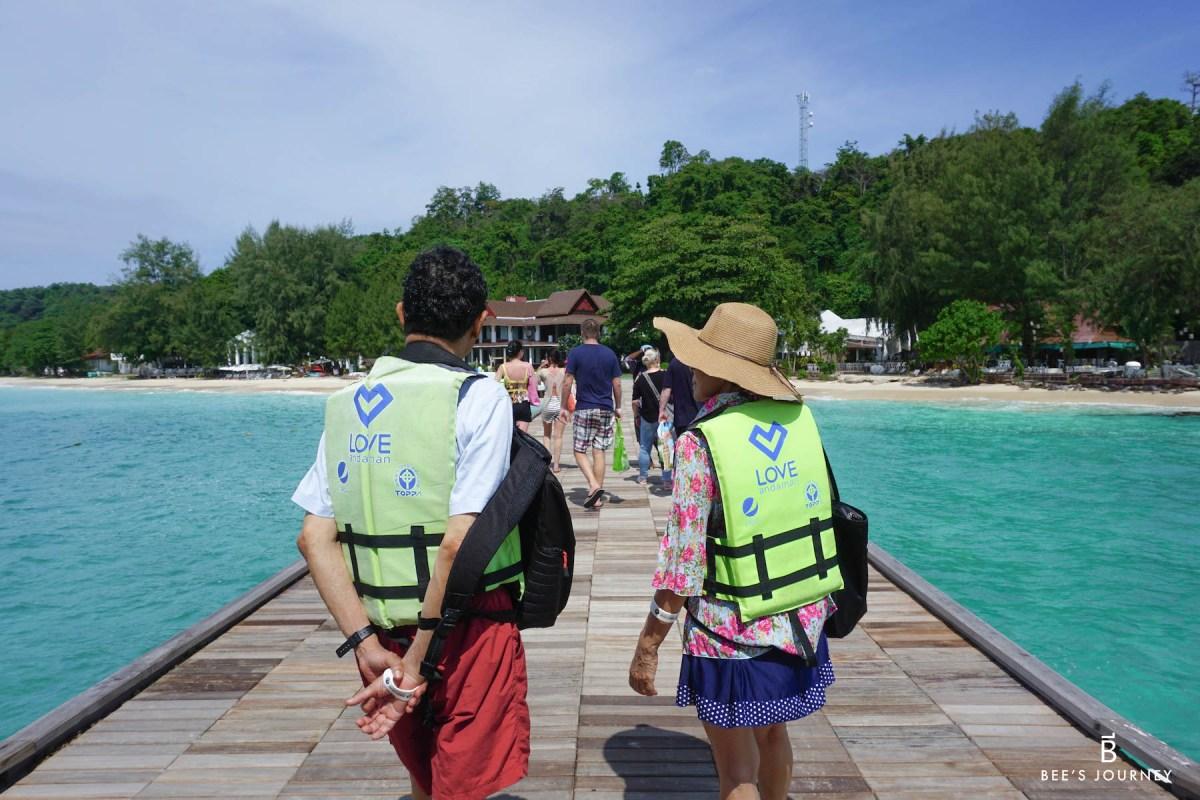 Koh Maiton, Phuket, Thailand. Bee's Journey - Inspirational Travel, Lifestyle and Unique Hotels Blog. www.beesjourney.com